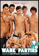 If you love sexy guys from Prague then you won't want to miss out on Wank Parties From Prague 5!