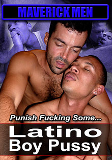 Gay Latino Guys : riding crop fuck few Latino Boy Pussy!
