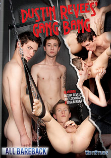 Dustin Reeve's Gang Bang cover