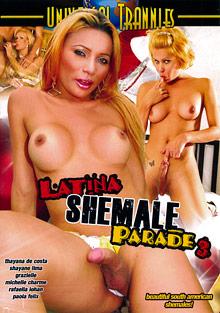Latina Shemale Parade 3