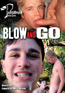 Gay Oral Sex : Blow And Go!