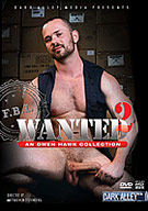 Wanted 2 is the second compilation of the best of bareback superstar Owen Hawk. From tying up and breeding leather clad twink slut Adam Burr, to pumping French import Tryon's smooth cum hole full of jizz, to taking a brutal ass pounding from the filthy mouthed muscle daddy Jim Ferro. Owen's big rock hard uncut cock and smooth bubble butt are sure to delight any fan of hardcore bareback action. Also featured are scenes with the sexy tattooed Parisian Jay Phoenix and deep throated skin head fuckboy Fred Mayer!
