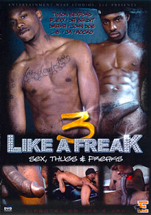 Gay Black Thugs : Like Freak 3!