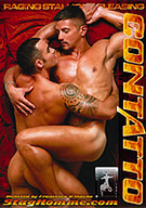 A series of sexual vignettes that are sure to leave you wanting more, Contatto takes the fantasies of Francesco D'Macho and Damien Crosse and brings them to life in this ultra-realistic series of encounters that can only be dreamed of. A super sexy delivery boy earns his tip by using his mouth and ass, a romantic rooftop sexual rendezvous, a super-hot, dreamy shower, a raunchy and spontaneous nightclub bathroom tryst and finally a primitive and ultra-masculine Roman soldier fight and fuck fest that is one of the most unique and fiery and powerful scenes!