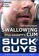 Gay Cum Eating & Swallow from SuckOffGuys