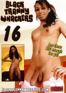 Black Tranny Whackers 16