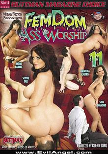 FemDom Ass Worship 11
