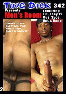 Thug Dick 342: Men's Room