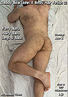 Daddy Bear John X Body Hair Fetish 2: Furry Butt, Hairy Balls, Legs And Back