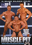 How much cum can a straight bodybuilder eat? Double penetration, cum eating, dildos...the filthiest muscle fuck movie ever made! Josh Weston takes two dicks up his hole...at the SAME TIME. Then they double spunk his gob! Straight bodybuilder Robert Van Damme eats a pint of his workout partner's cum...and much more!
