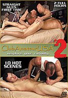 Club Amateur USA 2 features real, self-identifying straight men exploring their natural curiosities on video- most for their very first time!