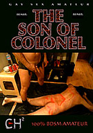 This captain has always wanted to take a beating at the hands of Daniel, a young boy with a particularly aggressive nature. Spanking, humiliation, close pins and candle wax are all apart of this bondage scene. Then watch this scene again, from another camera angle.