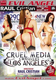 Cruel Media Conquers Los Angeles Part 2