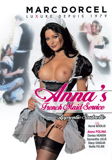 Anna's French Maid Service cover