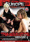 Amateur Transvestite Three-Some 4