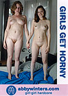 Girl-Girl Hardcore: Girls Get Horny