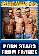 Check out the latest from Crunchboy.fr, Porn Stars From France! Featuring the hottest guys in action from France!