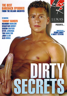 Dirty Secrets cover