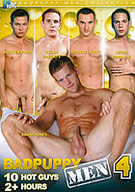 This is fourth installment of BadPuppy's Men Collection with 10 of the hottest solo scenes you have seen in a while, featuring Steve, Nick, Brock Richmond, Gabe Russel, Mike Ryan, Hunter Ford, Dylan Roberts, Michael Troy, Kevin Cavallie and David Jones. With over two hours of rock hard cocks, you won't be disappointed.