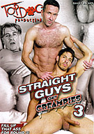 Fill up that straight ass for round 3 of Straight guys getting creampies! It's all bareback and full of creamy endings! They maybe straight but they don't mind a warm creampie from time to time.
