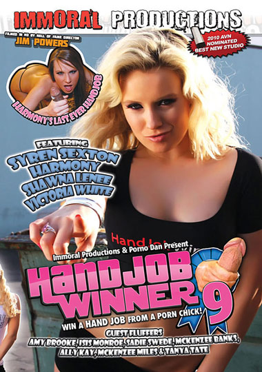 Handjob Winner 9 cover