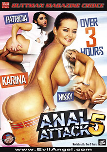 Anal Attack 5