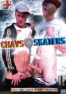 Chavs Vs Skaters cover