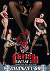 Fetish Fantasy 4: Fishnet Foot Jobs With Anal