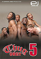 Edward James brings you another group of Thugs ready for an Orgy!