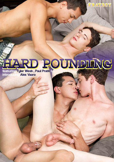Hard Pounding cover