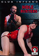 Meet the Hole Busters - a gang of hard-hitting handballers who are not playing around - they're here to bust your hole wide open! Josh West leads the pack of big-dicked, hole stretching fiends who pull out an eye-popping arsenal of enormous toys designed to bust even the most accomplished holes in town!