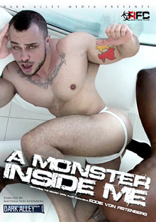 A Monster Inside Me cover