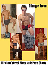 Nick Baer's Czech Mates Nude Photo Shoots