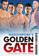 Our golden gate guys are going solo in this hot film!