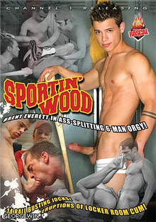 Gay Teen Boys : Sportin Wood!