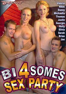 Bi 4somes Sex Party