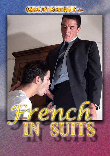 French In Suits cover
