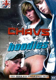 Chavs Vs Hoodies cover