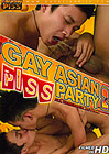 Gay Asian Piss Party 2