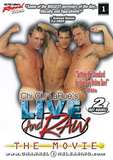 Live And Raw: The Movie cover
