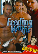 Feeding Wolfie Xvideo gay
