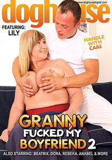 granny and boy sex video