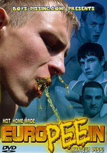 Gay Teens : EuroPeein!