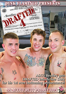 Gay Military Soldiers : Drafted 4!