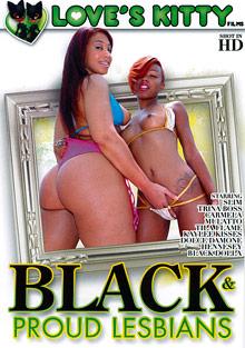 Black And Proud Lesbians