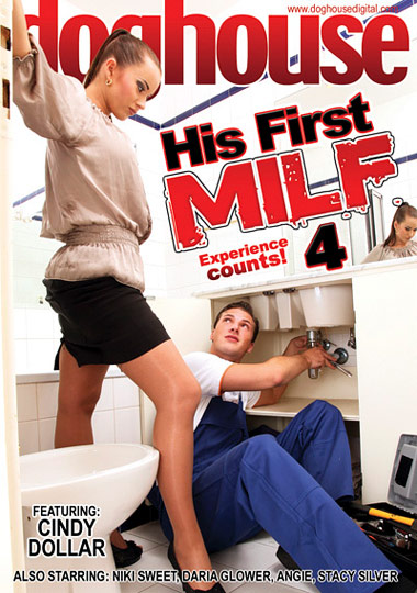 His First MILF 4 cover