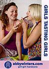 Girl-Girl Hardcore: Girls Tasting Girls