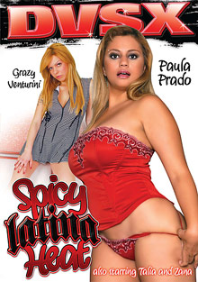Spicy Latina Heat