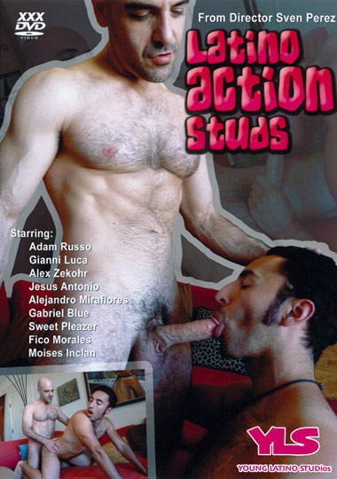 Latino Action Studs cover