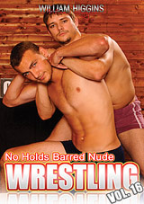 No Holds Barred Nude Wrestling 16